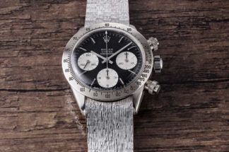 The Unicorn — White gold Rolex Daytona 6265