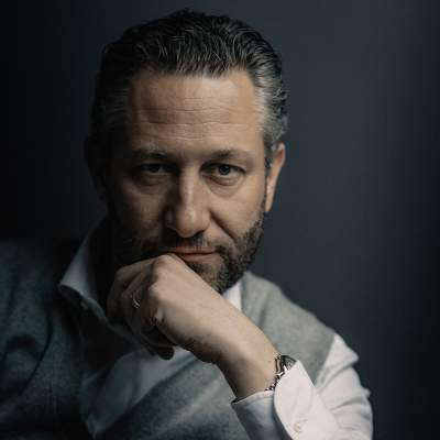 Aurel Bacs / President Expert in collector's watches, Co-Founder and Partner with Phillips in Association with Bacs & Russo / Switzerland