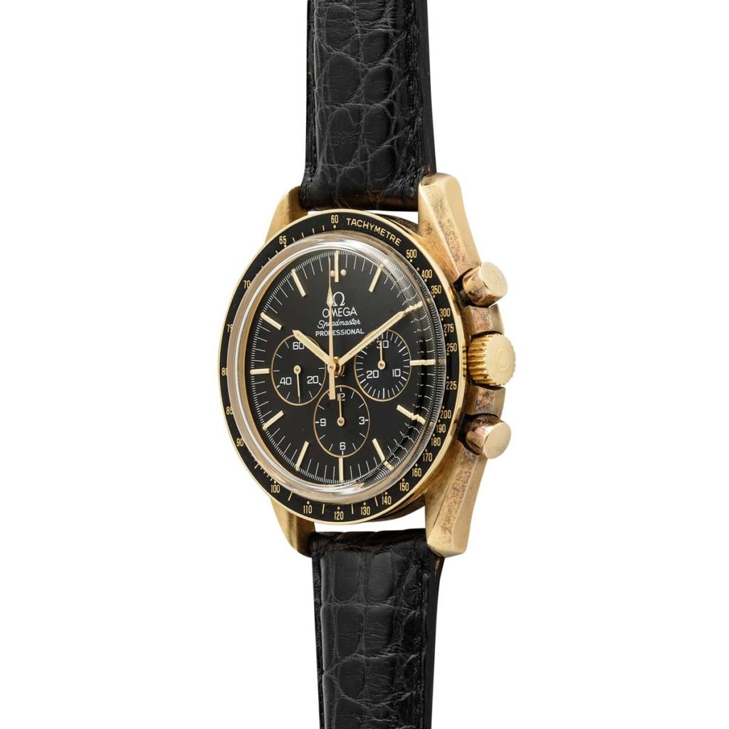 1992 Jubilee 27 CHRO C12 Reference BA 148.0052, First COSC Certified Manual-Wound Speedmaster (Image: ©Revolution)
