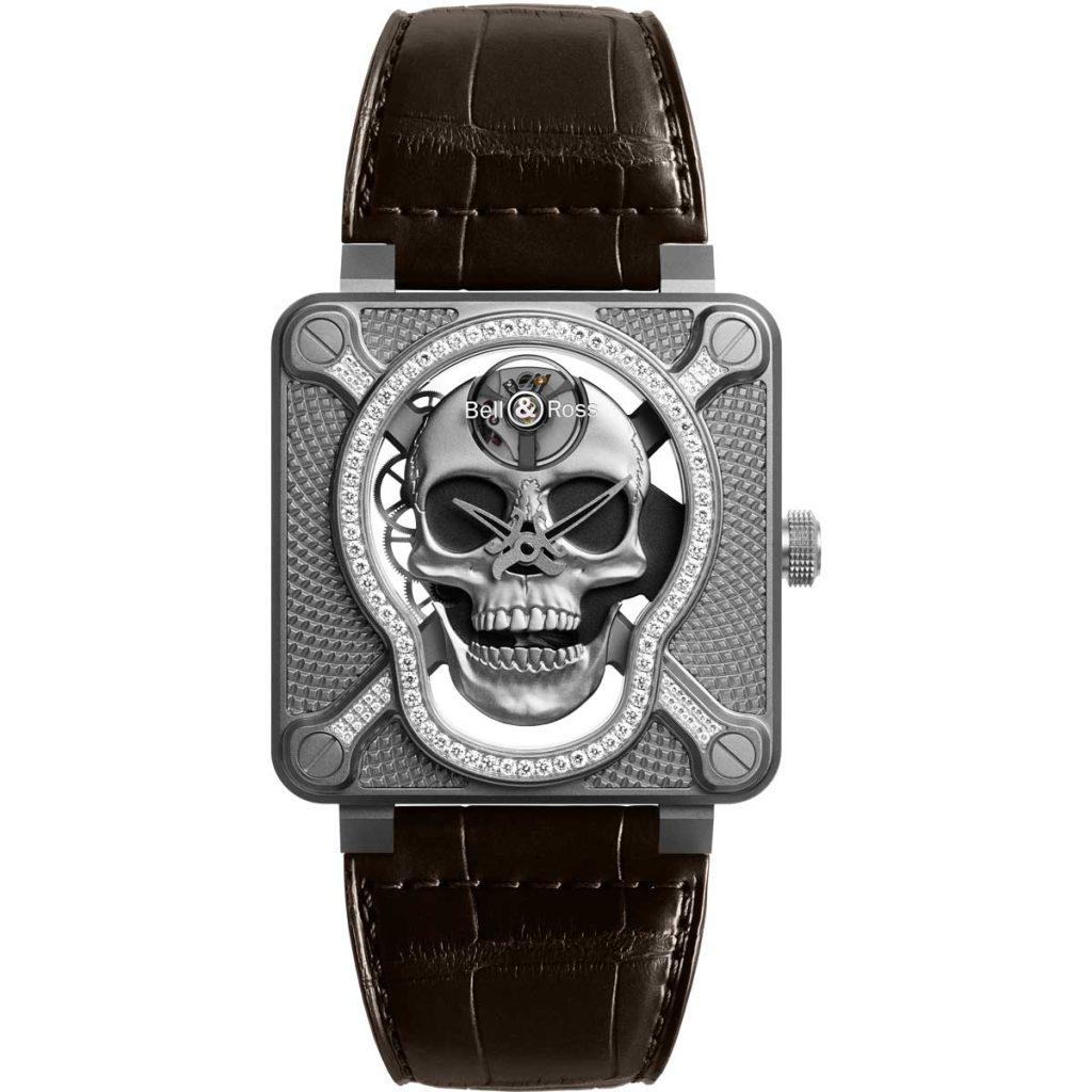 BR 01 Laughing Skull Diamonds