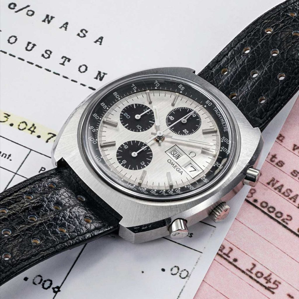 The Speedsonic reference ST188.0002 that was delivered to NASA as part of the Alaska III prototypes (Image: PhillipsWatches.com)