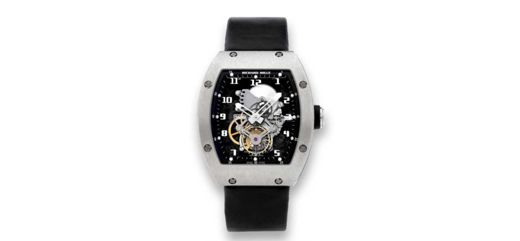 Richard Mille RM 006 (Image Source: Antiquorum)