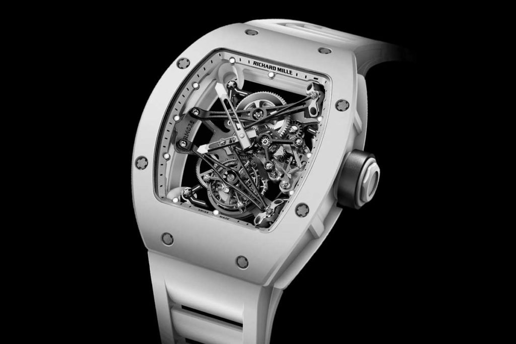 The Richard Mille Tourbillon RM 038 Bubba Watson