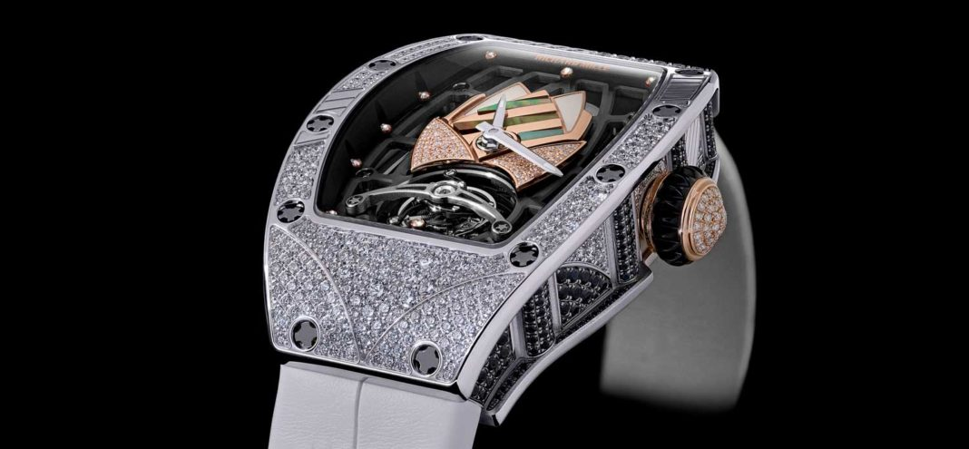 Richard Mille RM 71-01 Automatic Tourbillon Talisman ©PhilippeLOUZON
