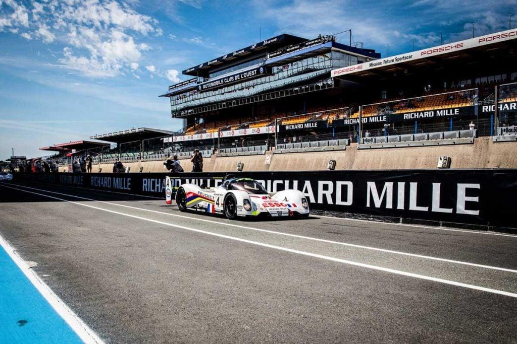 Sights from the Circuit de la Sarthe during the 2016 Le Mans Classic (Image: richardmille.com)