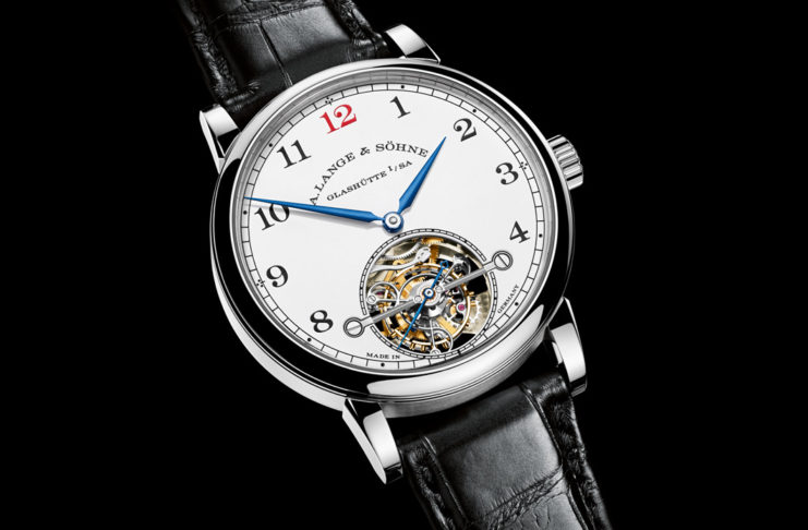 The A. Lange & Söhne 1815 Tourbillon with Enamel Dial