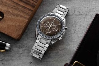 The Chocolate Speedmaster ST 145.022-69 (© Revolution)