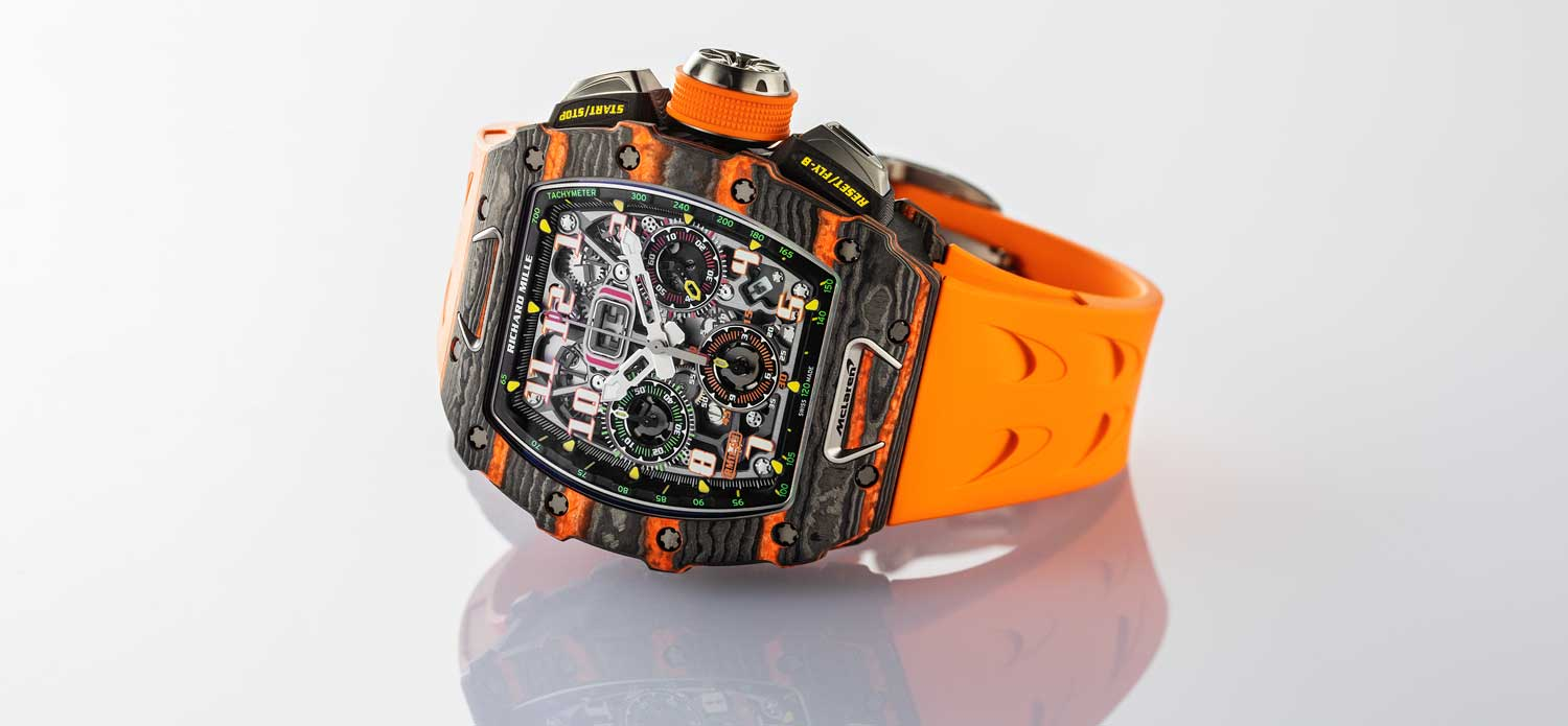A Class Of Its Own The Richard Mille Rm 11 03 Automatic Flyback