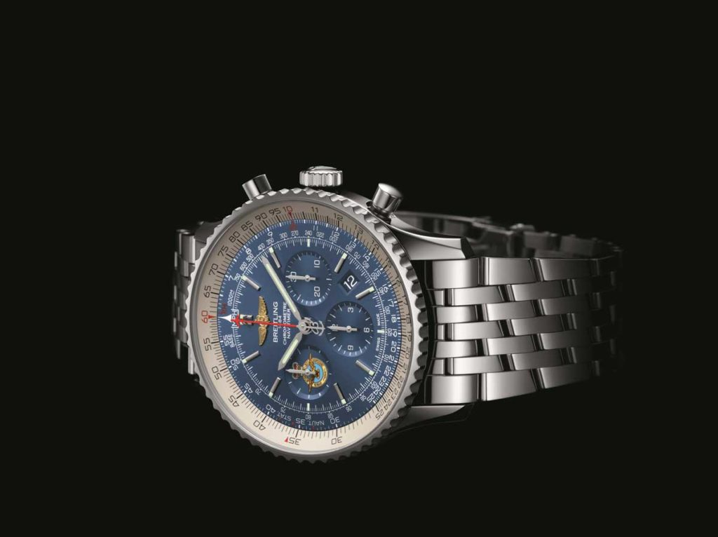 Navitimer 01 (46 mm) - RAF 100 Limited Edition
