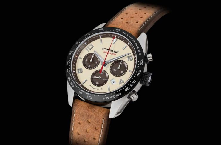 Montblanc TimeWalker Manufacture Chronograph Limited Edition – 1.500 pieces