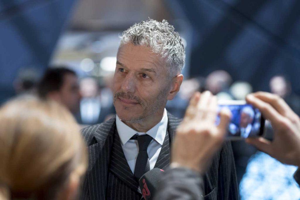 MCH Group CEO, René Kamm resigns (Georgios Kefalas / Keystone)