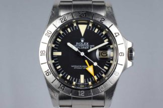1979 Rolex Explorer II 1655 with Mark IV Dial (Image: hqmilton.com)