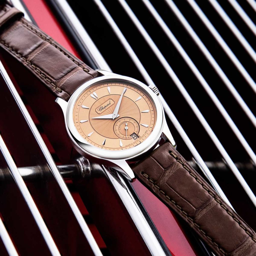 Chopard L.U.C 1860 x The Rake & Revolution Limited Edition (Image © Revolution)