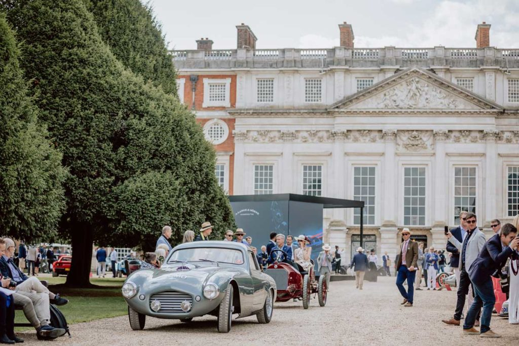 A. Lange & Söhne holds court at the Concours of Elegance Hampton Court