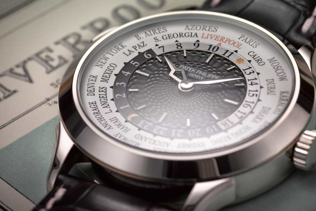 Patek Philippe for Boodles Ref. 5230G-012 World Time