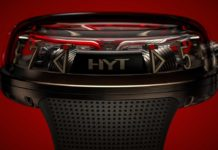 The HYT H20 Brown Limited Edition