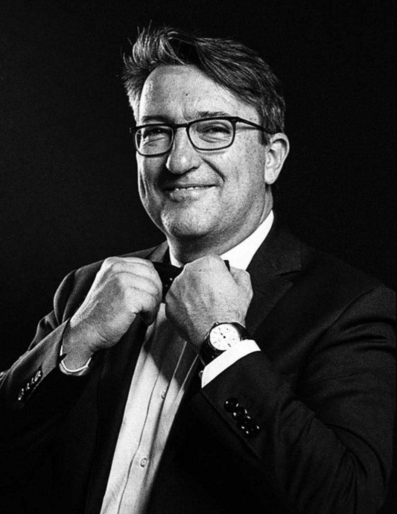Czapek CEO Xavier de Roquemaurel