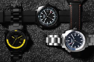 The Bamford GMT in its many options