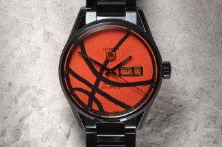 Limited Edition TAG Heuer Calibre 5 by Bamford Watch Department & Jonas Wood