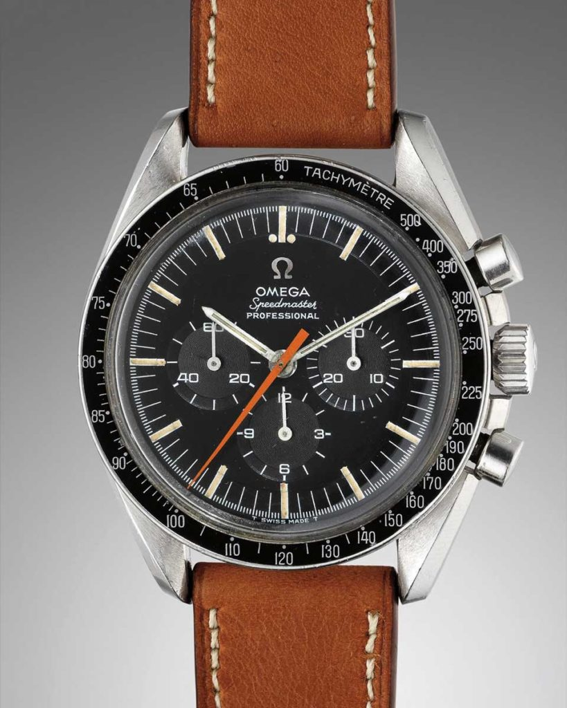 "Lot 75: A 1968 Speedmaster ST145.012-67 SP ""Ultraman"""