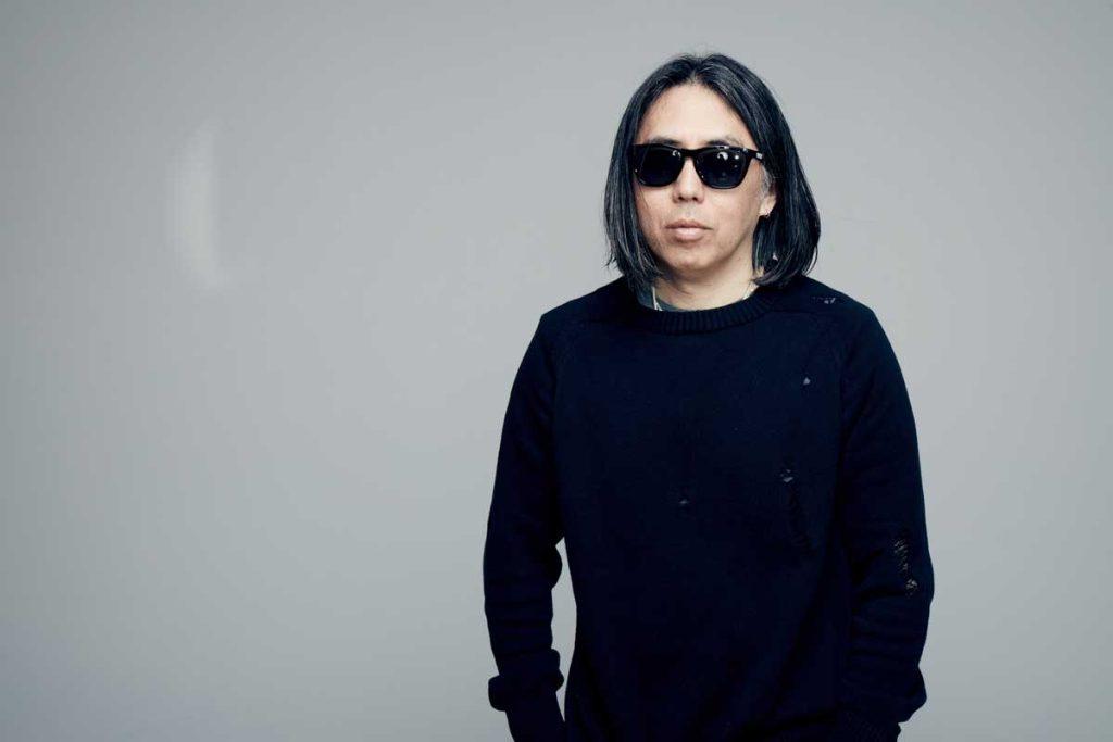 Founder of fashion label Fragment Design, Hiroshi Fujiwara