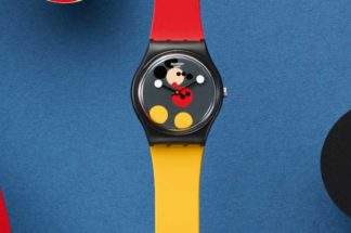 Spot Mickey, limited to 1,999 pieces at USD 185