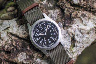 Hamilton Khaki Field Mechanical 38mm