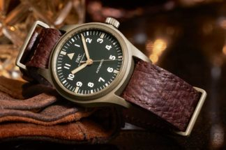 IWC Pilot's Watch Automatic 36mm Special Edition for The Rake & Revolution (Image © Revolution)