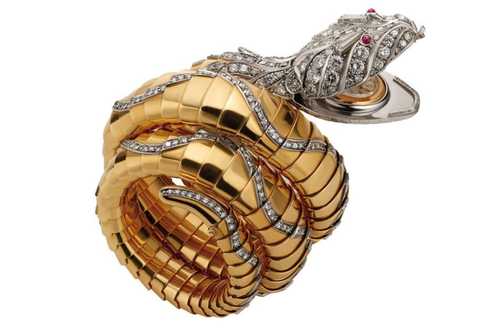 Bulgari's Serpenti Heritage Collection (MUS1264)