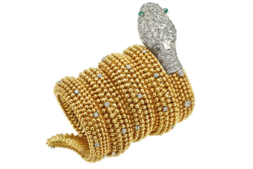 Bulgari's Serpenti Heritage Collection (MUS1270)