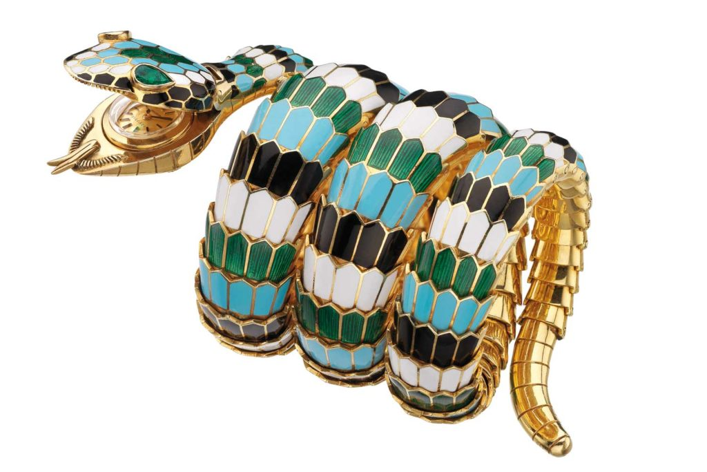 Bulgari's Serpenti Heritage Collection (MUS0148)