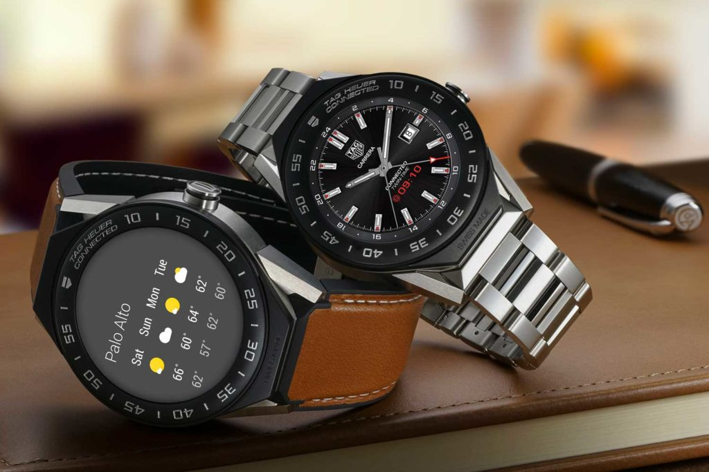 TAG Heuer Connected Modular 41 and 45