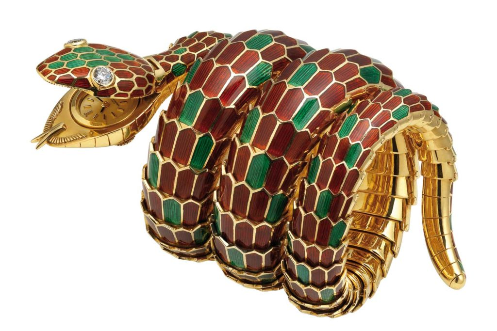 Bulgari's Serpenti Heritage Collection (MUS0425)