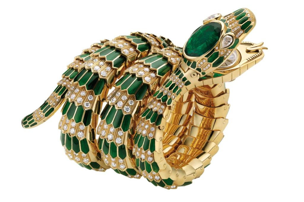 Bulgari's Serpenti Heritage Collection (MUS0503)
