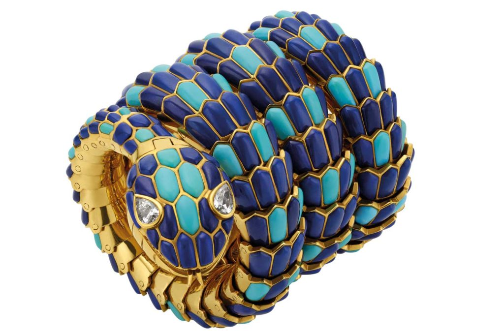 Bulgari's Serpenti Heritage Collection (MUS1271)