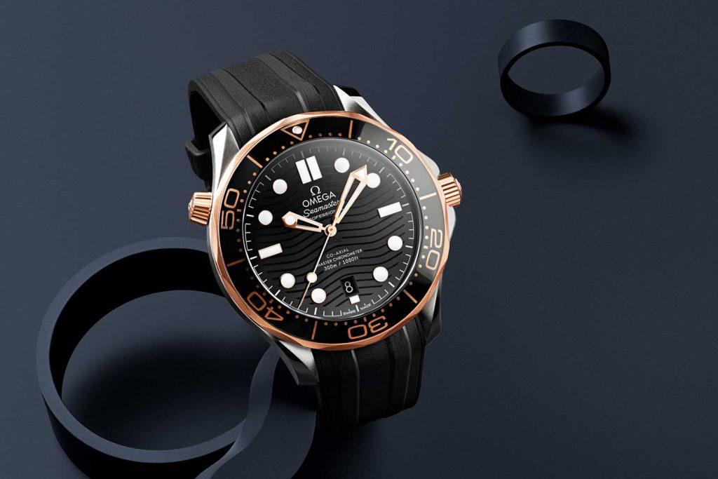 Omega Seamaster Diver 300M Master Chronometer Ref_210.22.42.20.01.002