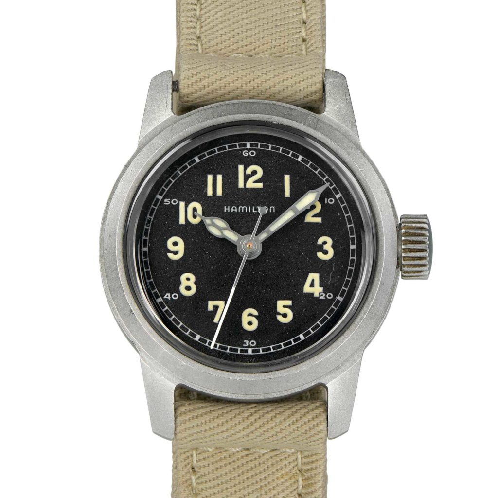 Grade II Military Wristwatch 1944