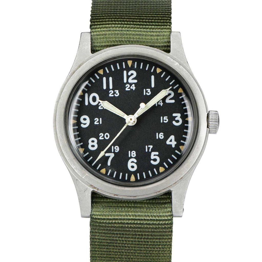 Hamilton Military watch 1966