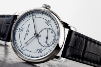 The Chronomètre Contemporain (Image © Revolution)