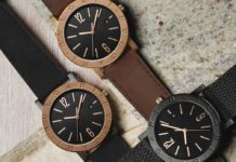 Combinations of bronze and DLC-coated steel, plus a subtly reworked case and dial, define these three new versions of the Bvlgari Bvlgari