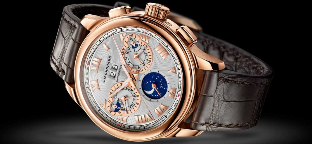 Chopard L.U.C Perpetual Chrono in Fairmined rose gold