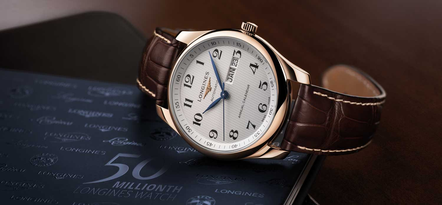 Longines 50 Millionth Watch