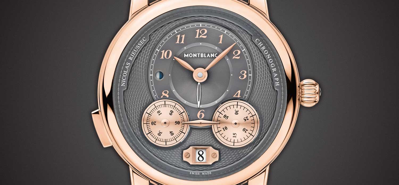 Montblanc's Star Legacy Nicolas Rieussec Chronograph