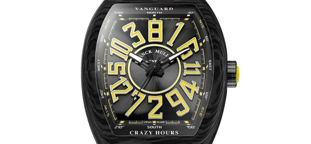 Frank Muller Vanguard Crazy Hours for men