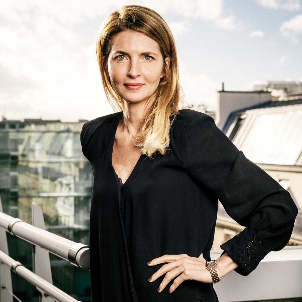 Marie-Laure Cérède, Timepieces Creative Director for Cartier