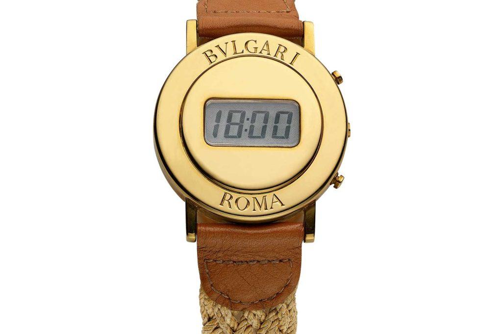 The original Bvlgari Roma