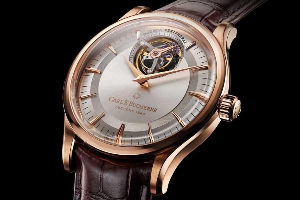 The Heritage Tourbillon Double Peripheral Limited Edition