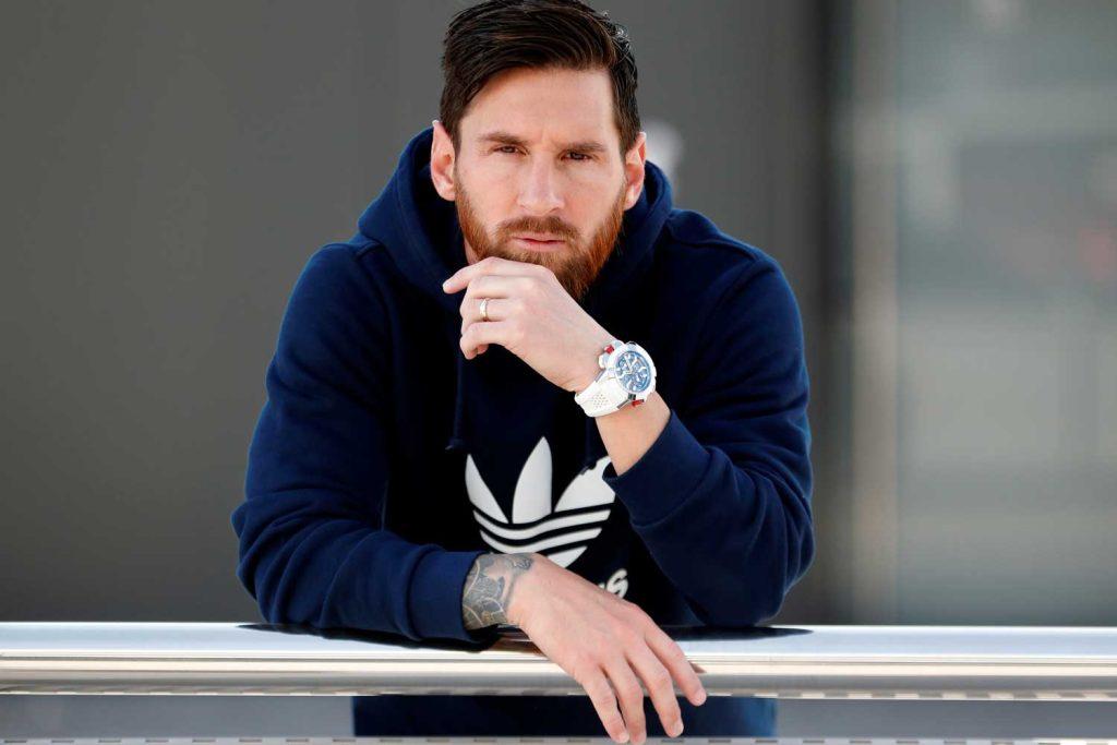 Jacob & Messi