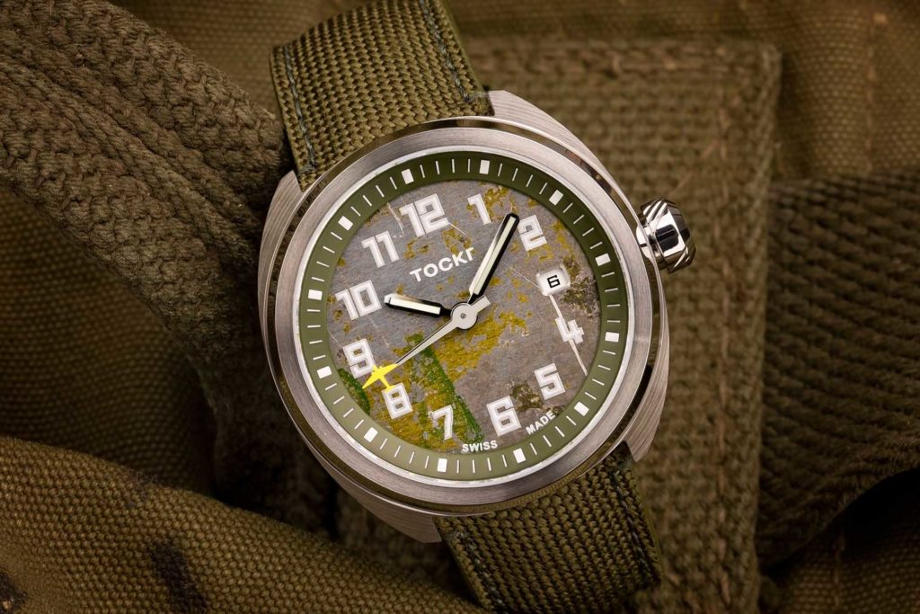 Tockr D-Day C-47 Watch (Hard Worn)