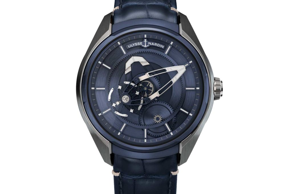 Ulysse Nardin The Freak X